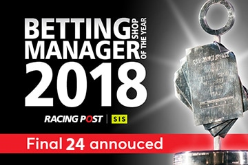 Betting Shop Manager of the Year final 24 revealed