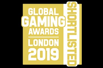 SIS shortlisted for prestigious Global Gaming Awards London 2019