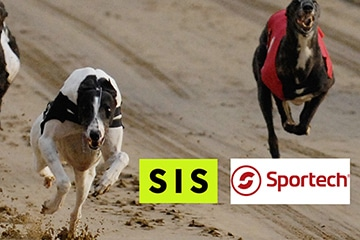 SIS Selects Sportech To Provide Global Tote for SIS Greyhounds