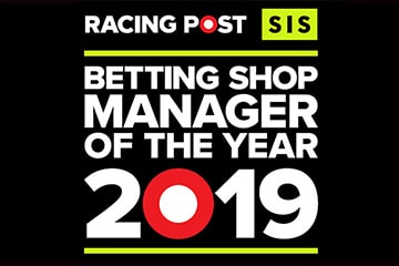 Final 48 revealed for 2019 Betting Shop Manager of the Year award